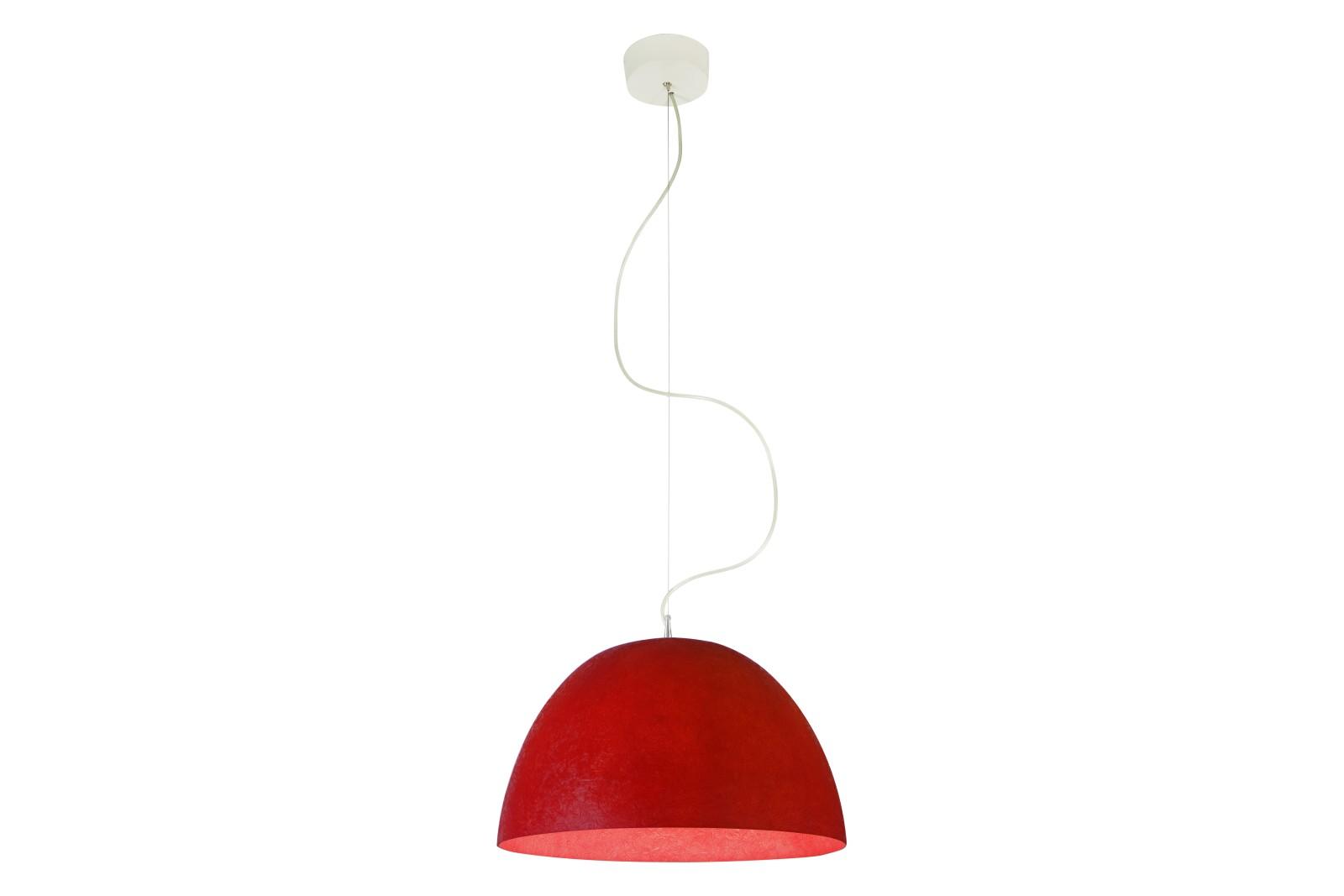 H2O Nebulite Pendant Light Red