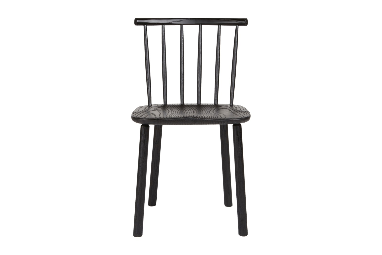 Hardy Side Chair RAL9004 Black
