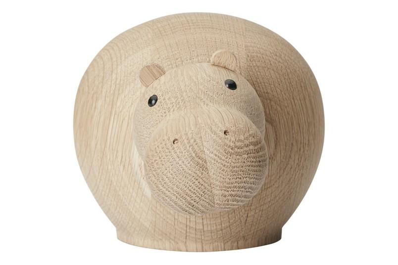 Hibo Hippopotamus - Set of 4 Medium