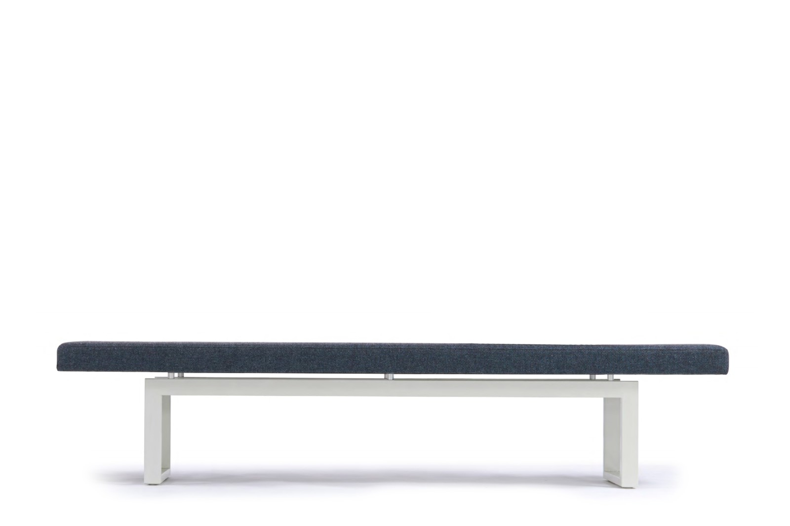 HM106B Quiet Seating Bench Gabriel Fame, RAL 9003