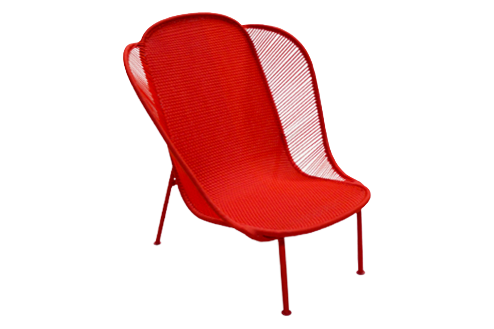 Imba Armchair Rouge