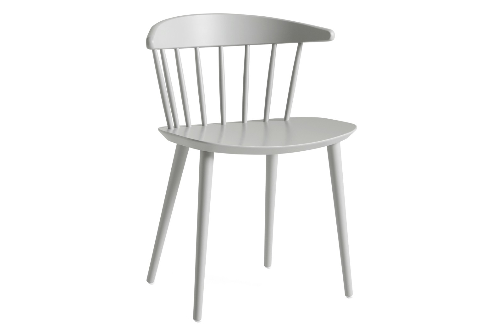 J104 Dining Chair Wood Dusty Grey Beech
