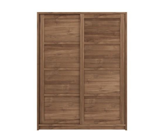 KDS Dresser 2 sliding doors, Teak