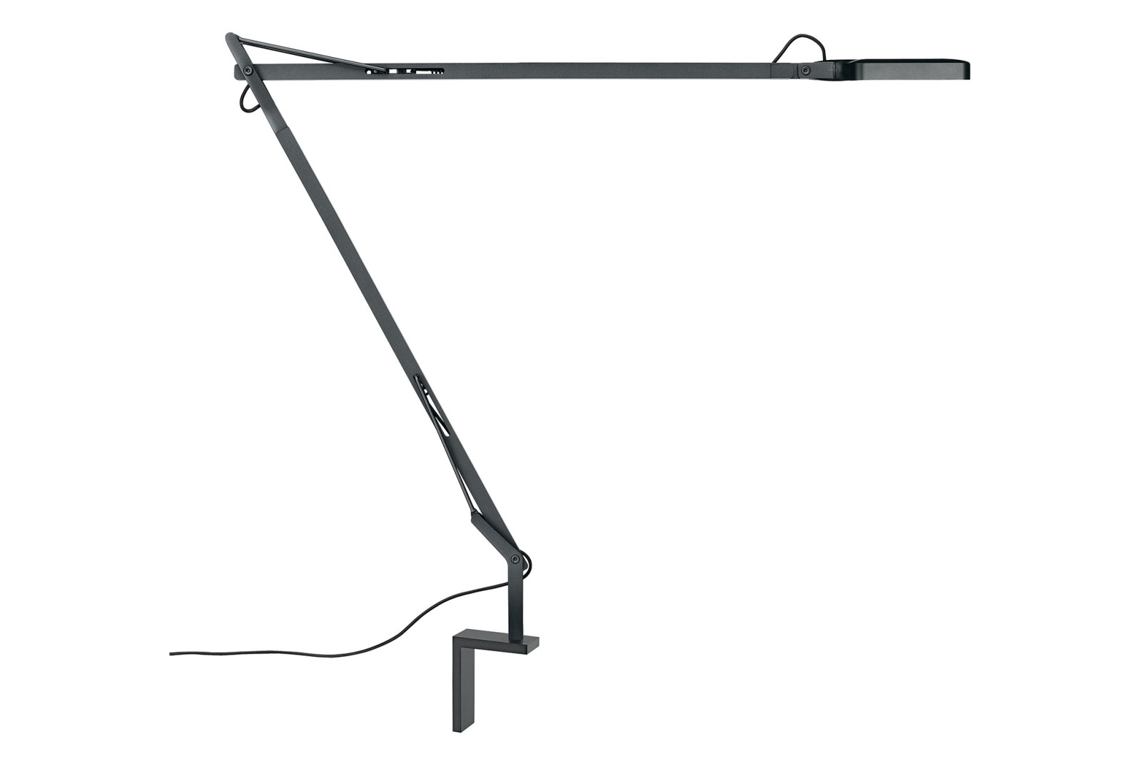 Kelvin Wall Light Metal Anthracite