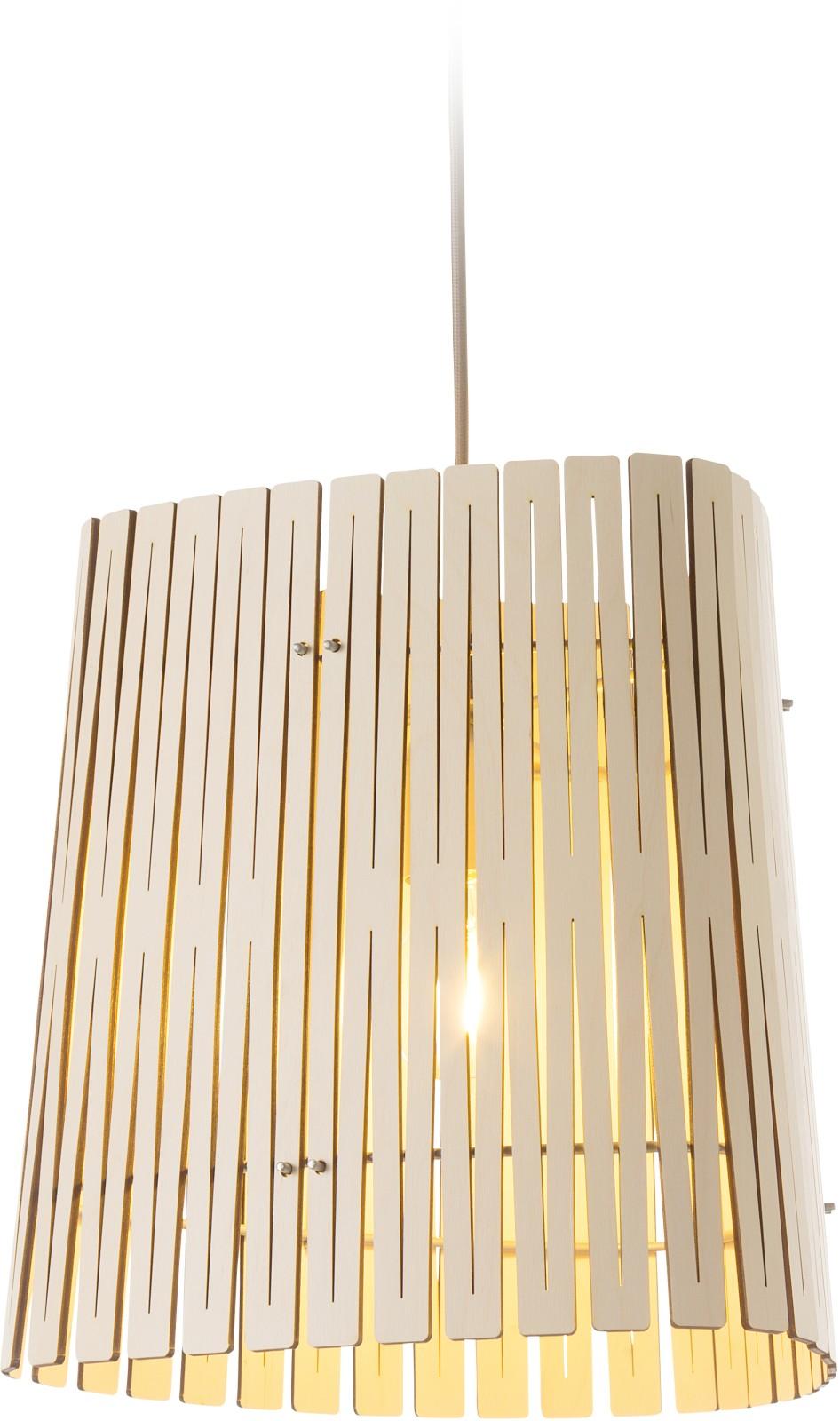 Kerflight P3 Pendant Light White-Wash