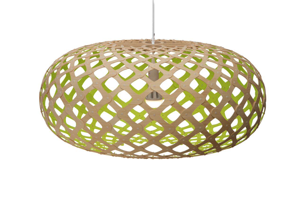 Kina Pendant Light Lime, 100