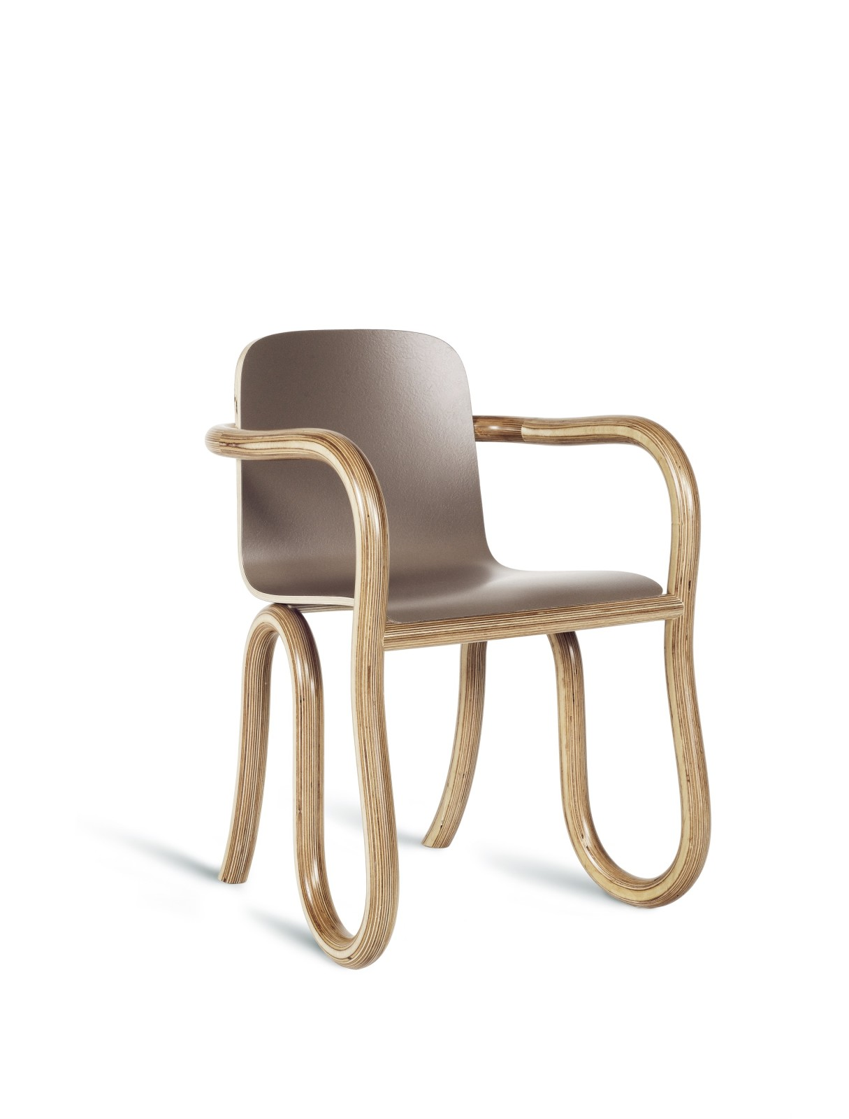 Kohlo Dining Chair Brown