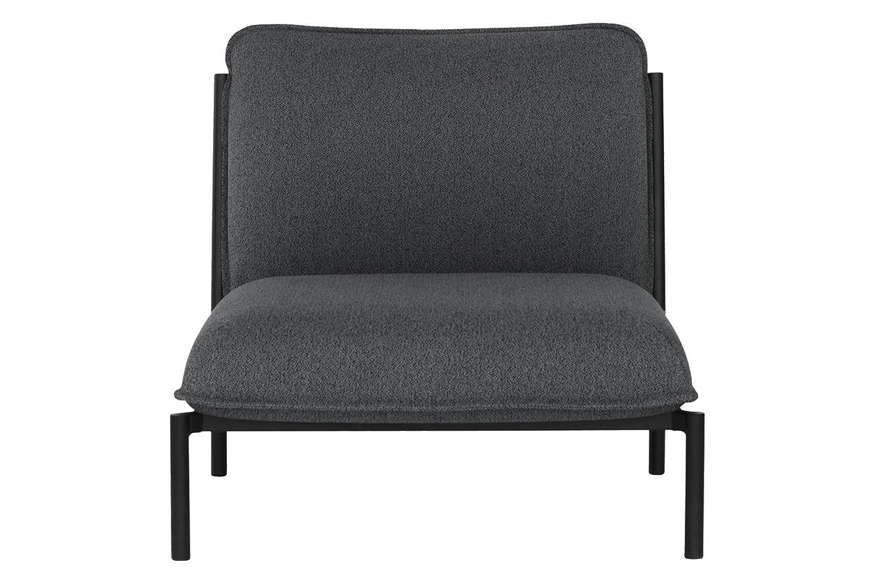 Kumo Modular Single-Seater Sofa Graphit