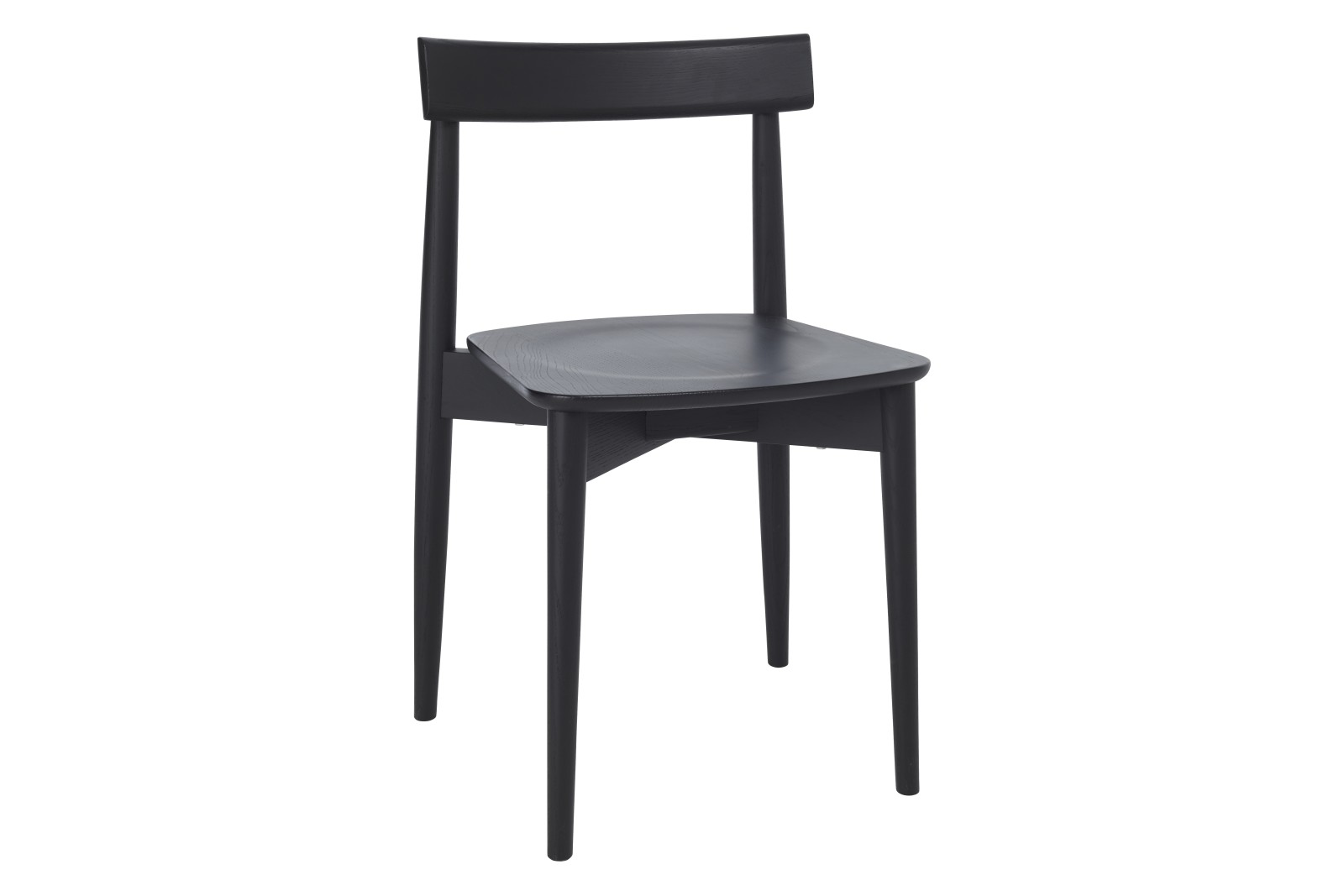 Lara Dining Chair Black - BK