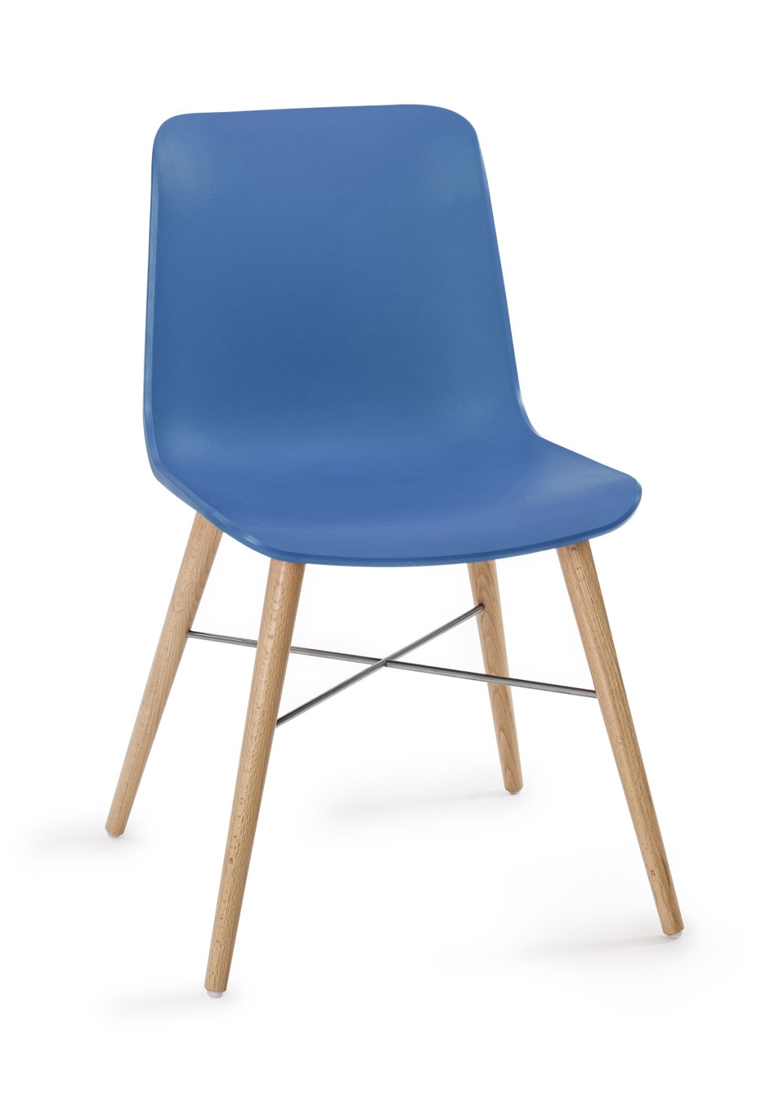 Laurel Work Café Chair Blue