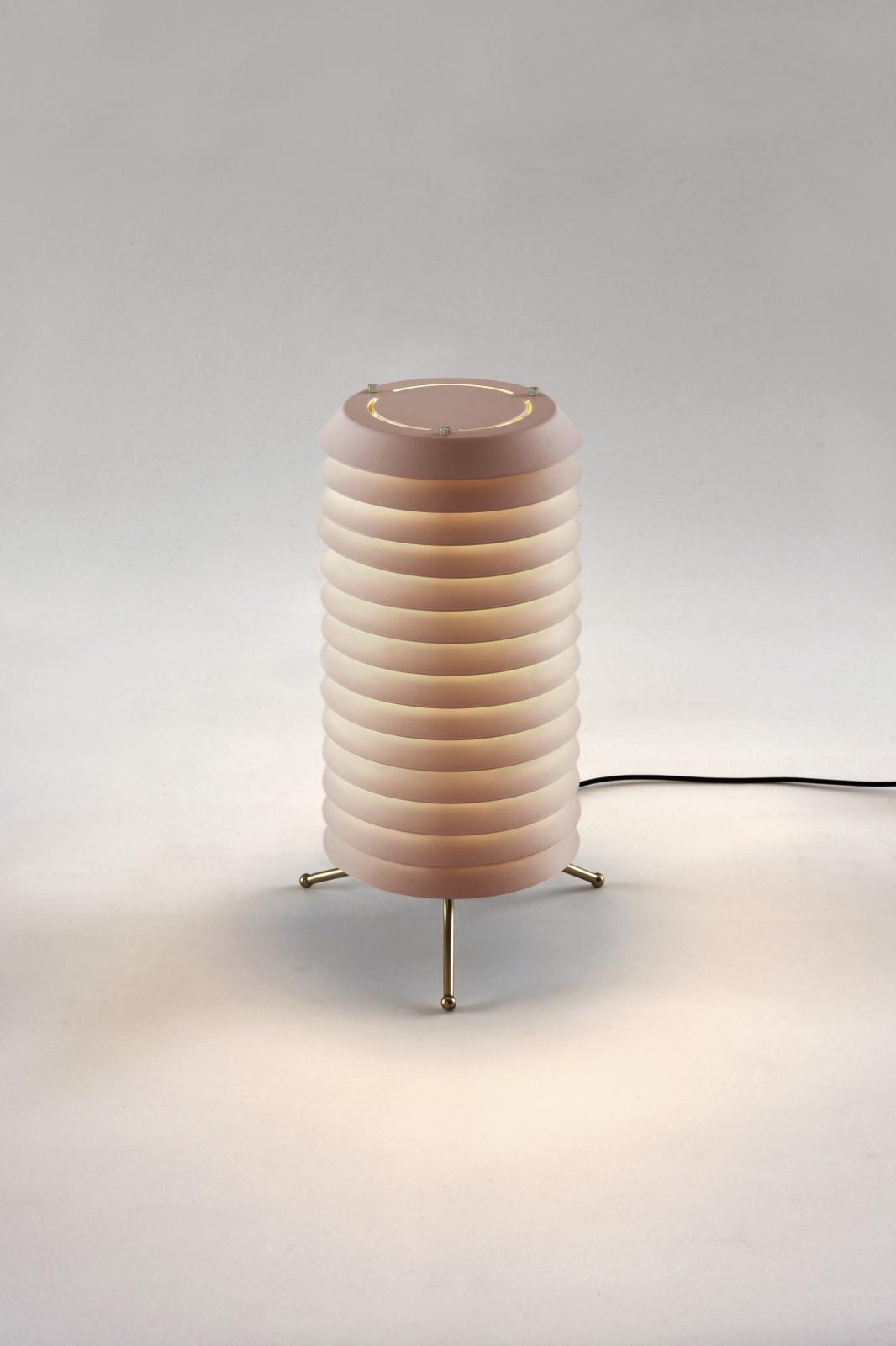 Maija 15 Table Lamp Nude rose
