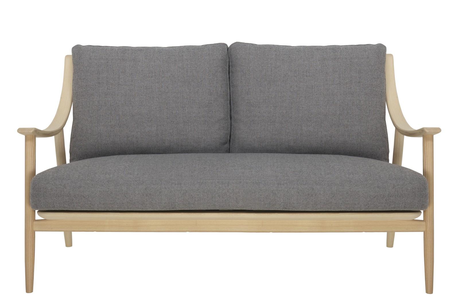 Marino 2 Seater Sofa Capture - J4001, Stains