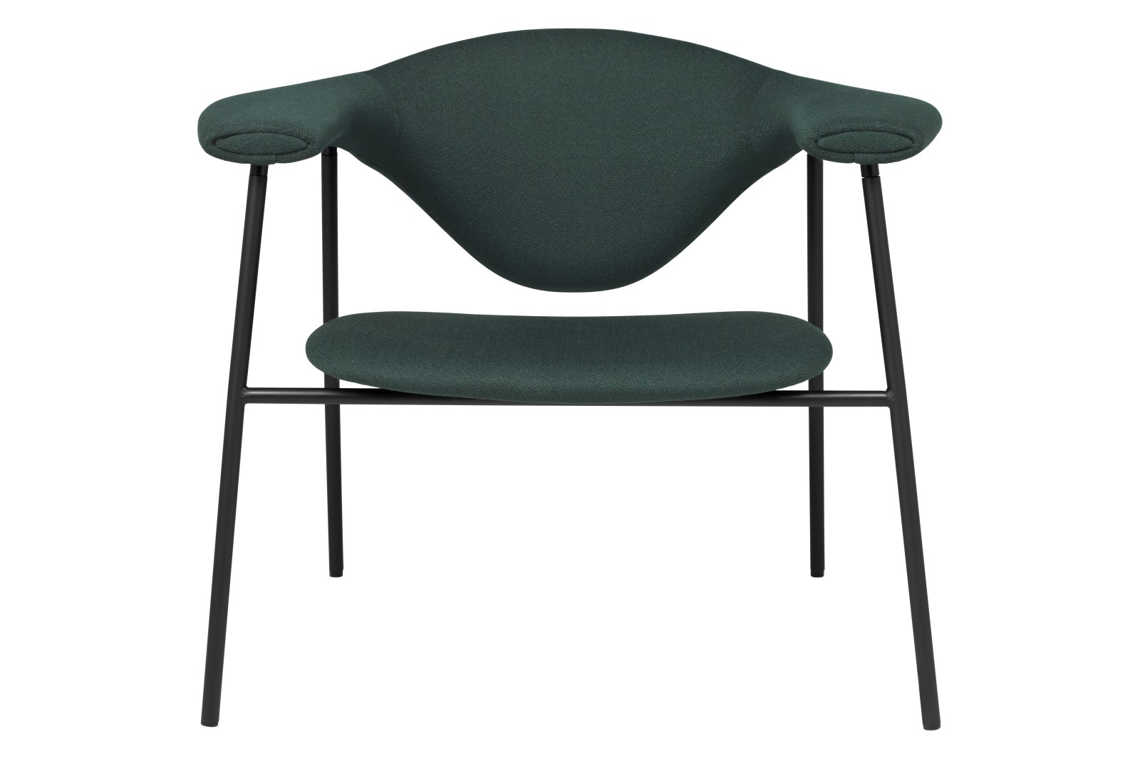 Masculo Lounge Chair, 4 - Leg Base Price Grp. 04 CM8