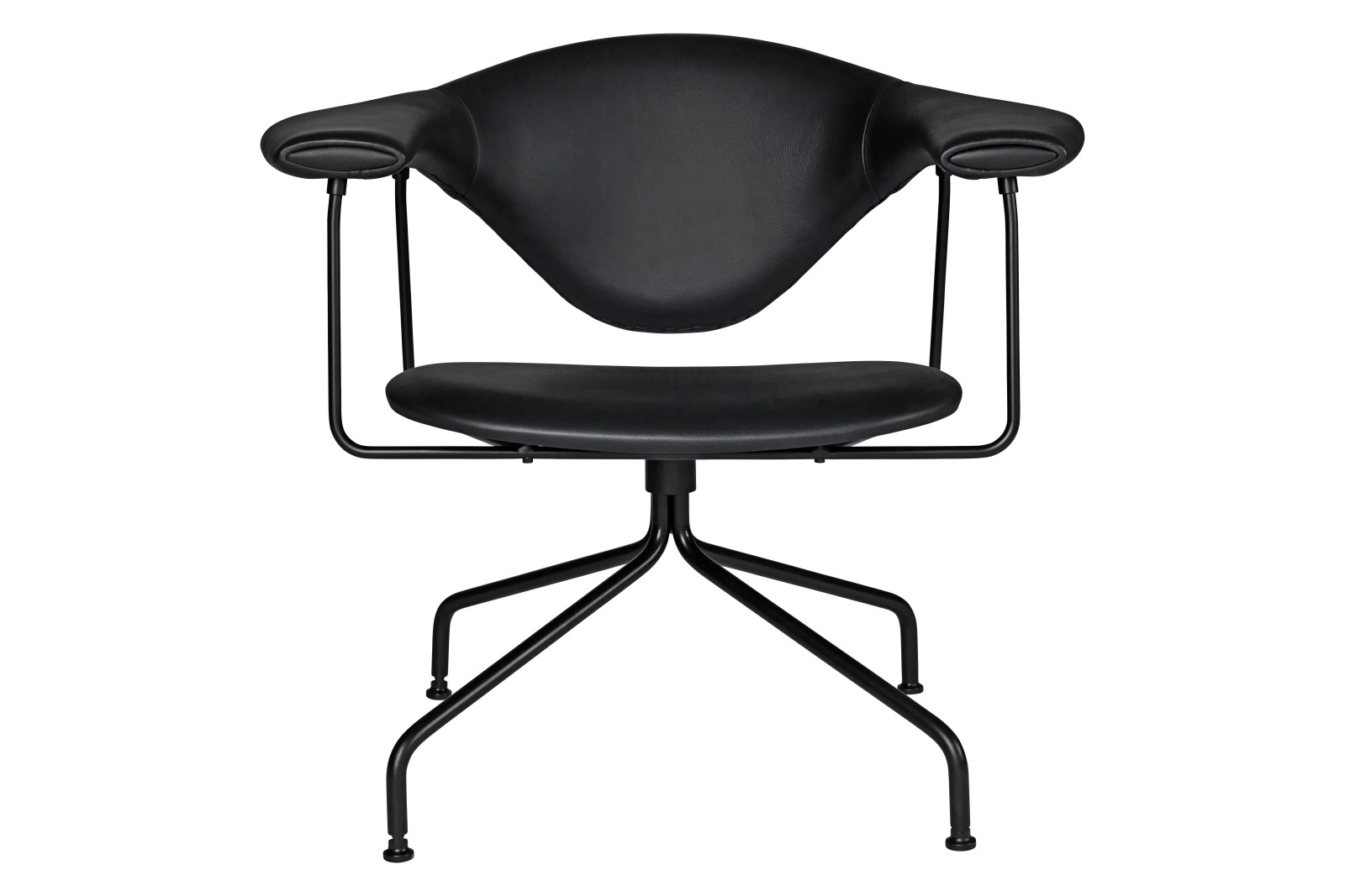 Masculo Lounge Chair, Swivel Base Price Grp. 06