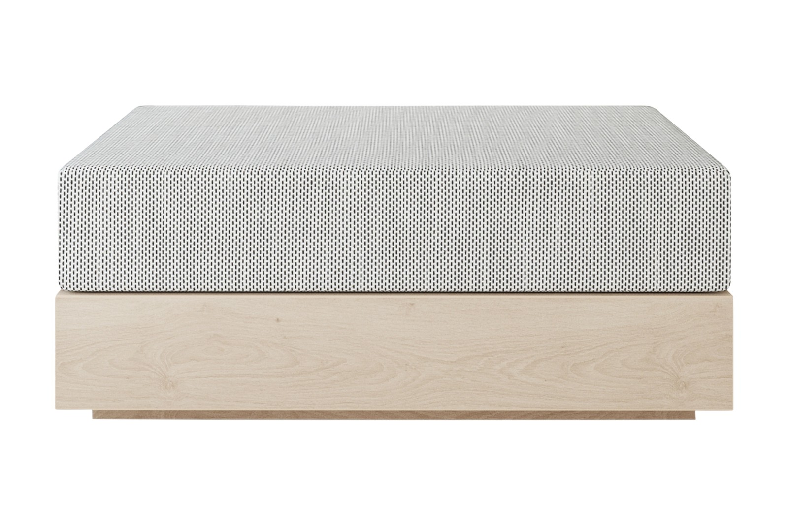 Mass Wide Ottoman Natural ash, Remix 2 113
