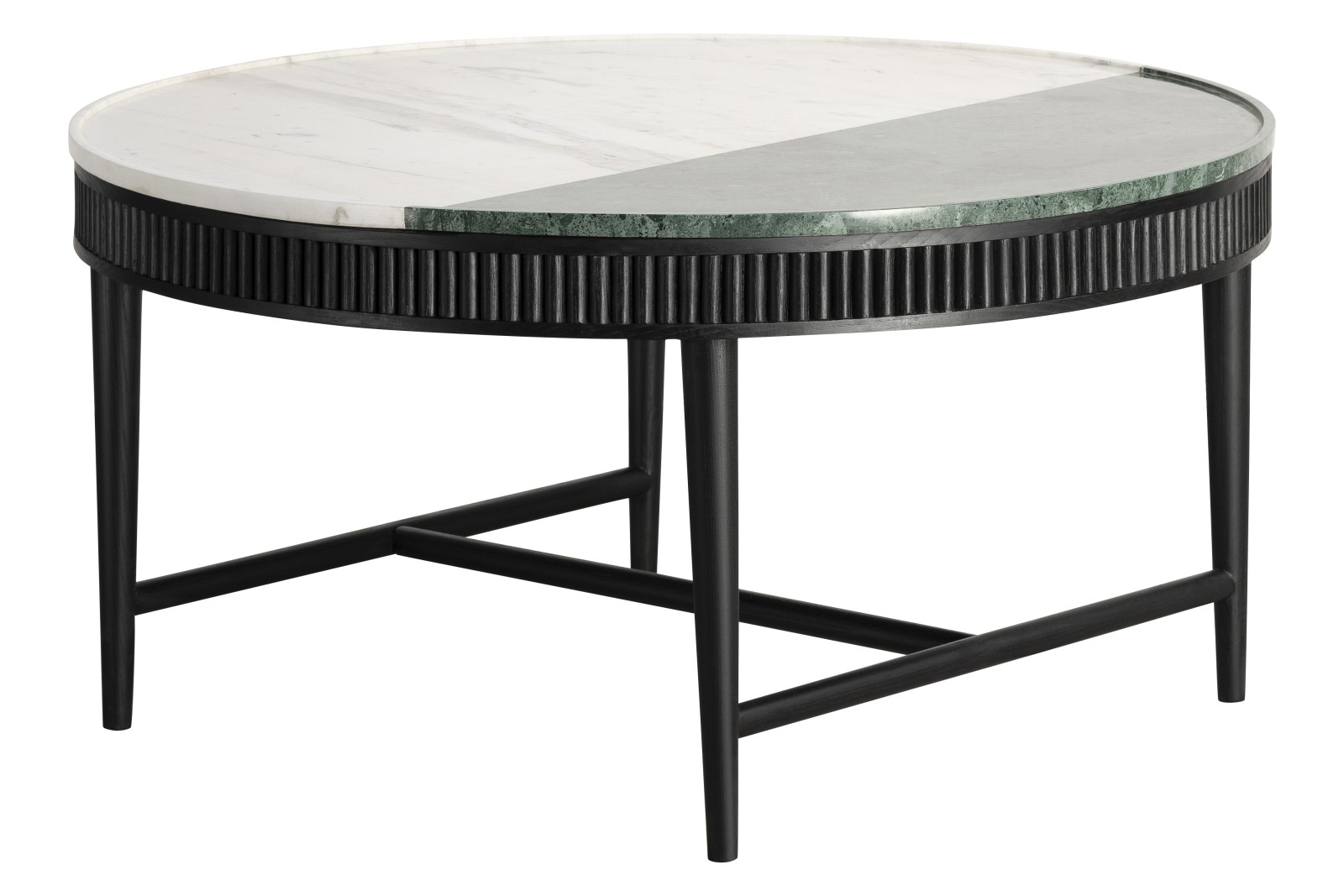 Mausam Coffee Table Black Ash