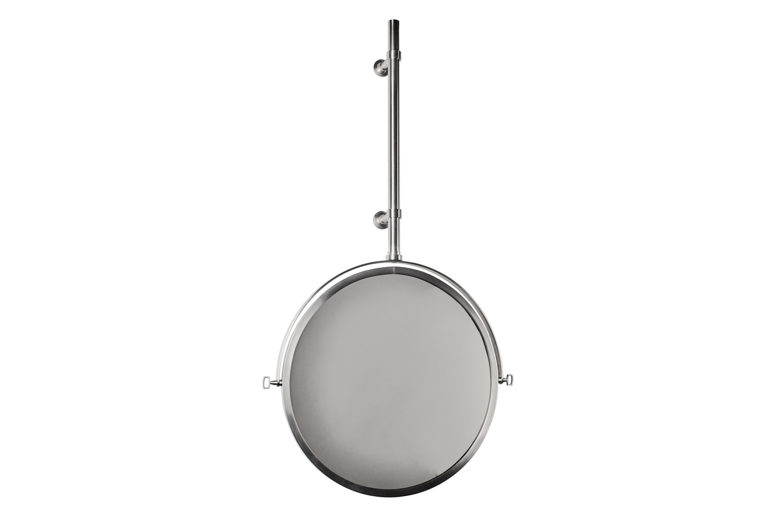 MbE Mirror Brushed Nickel