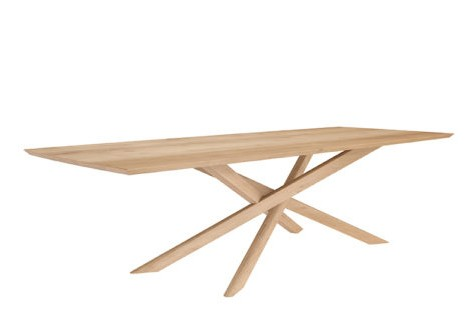 Mikado Dining Table 280 x 110 x 76 cm