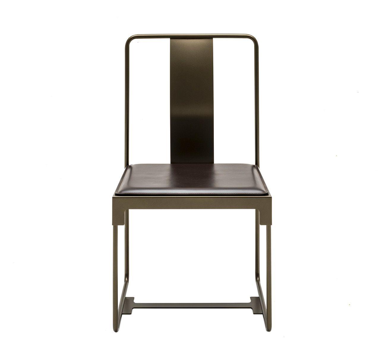 MINGX - Indoor Chair Bronze
