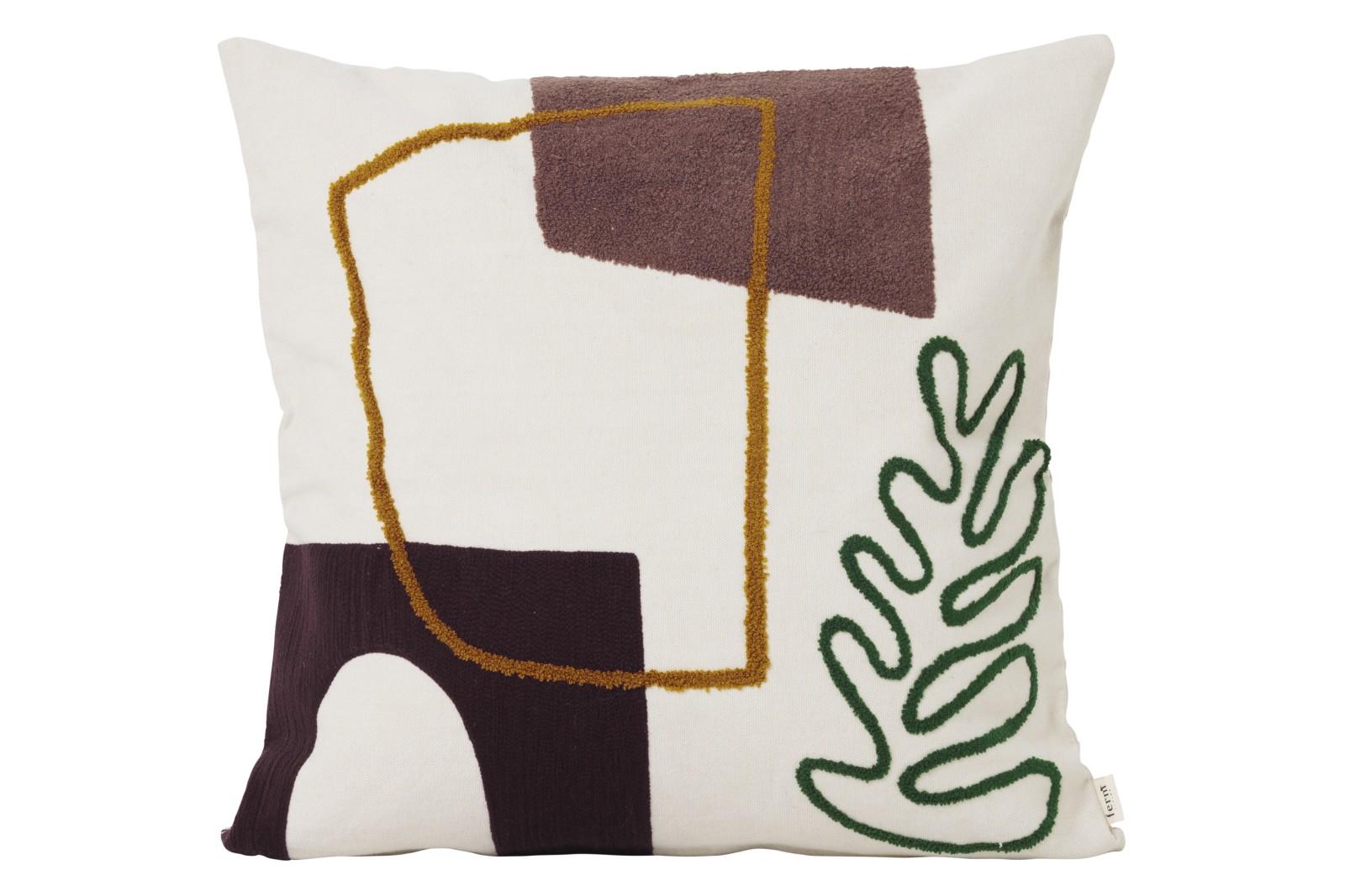 Mirage Cushion - Set of 2 Leaf