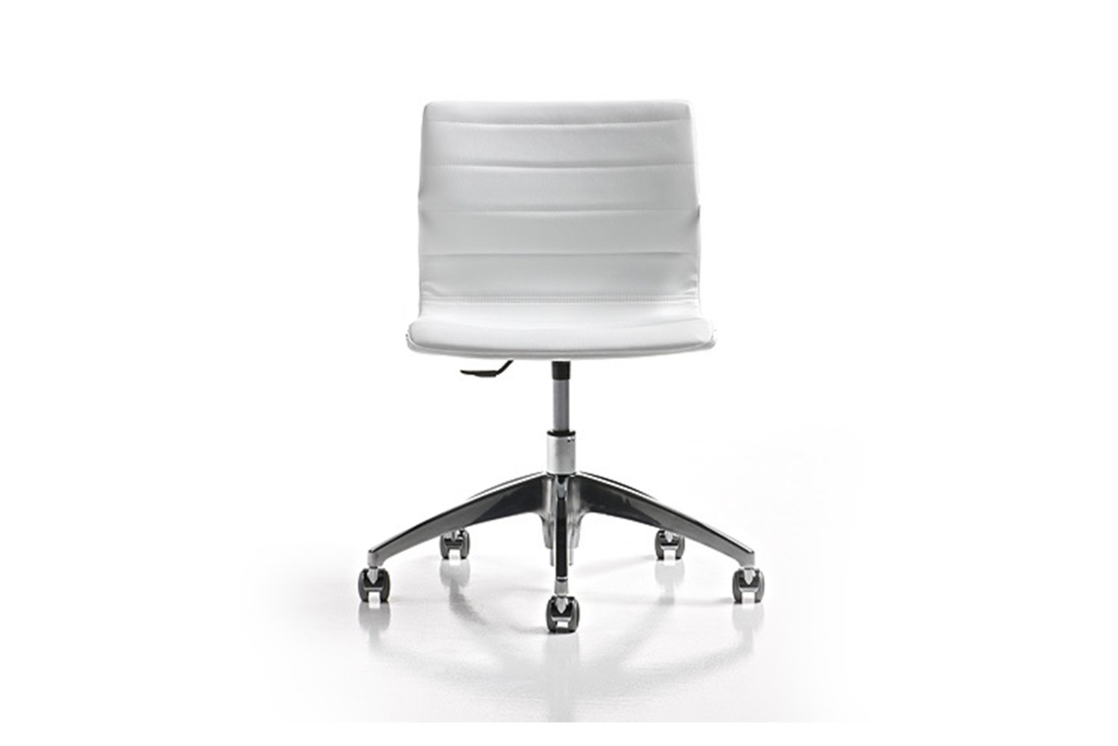 Miss Chair On Castors Jet 9110, Gaslift