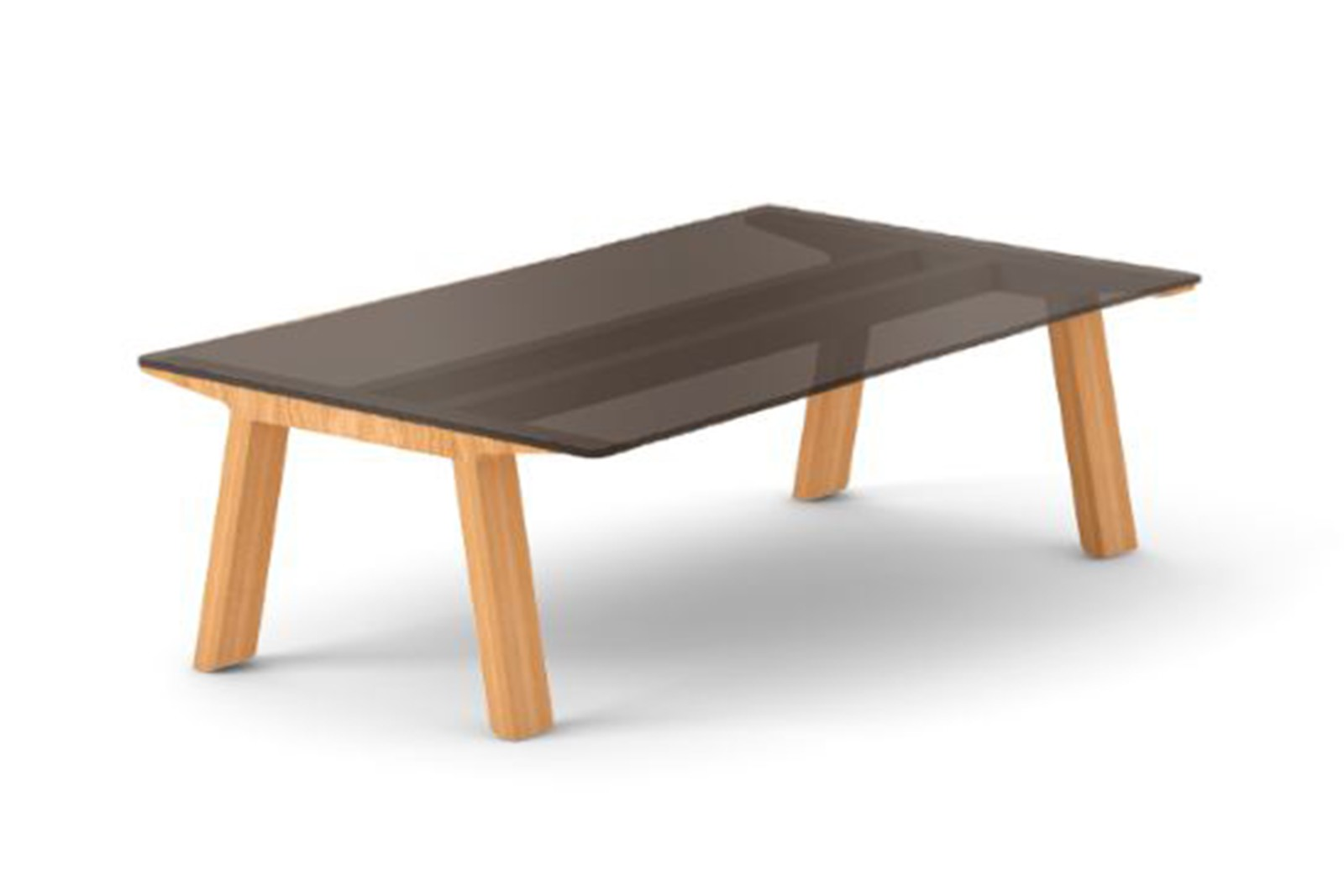 Mitis Coffee Table Super-Matt Oak