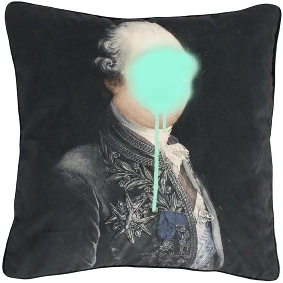 Monsieur Mint Cushion Monsieur Mint Cushion