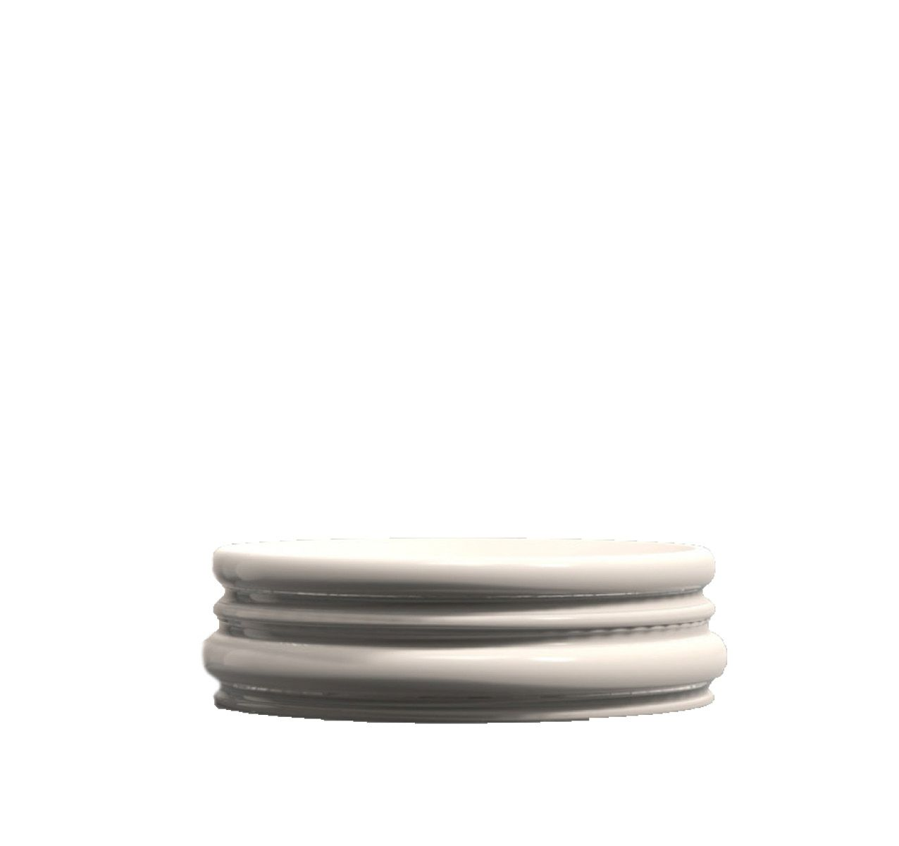 Ordini Bowl Matte White