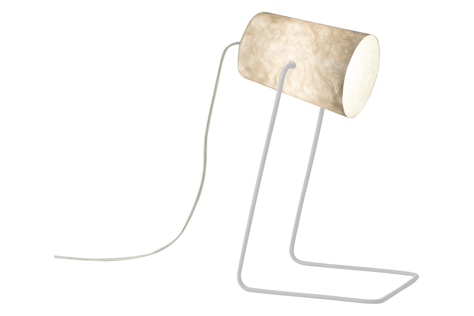 Paint T Nebula Table Lamp White