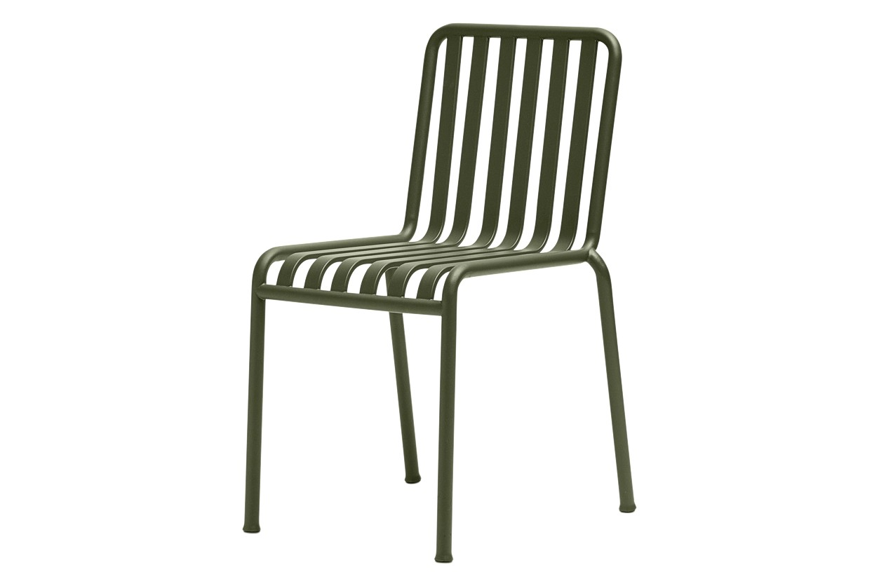 Palissade Dining Chair Metal Olive