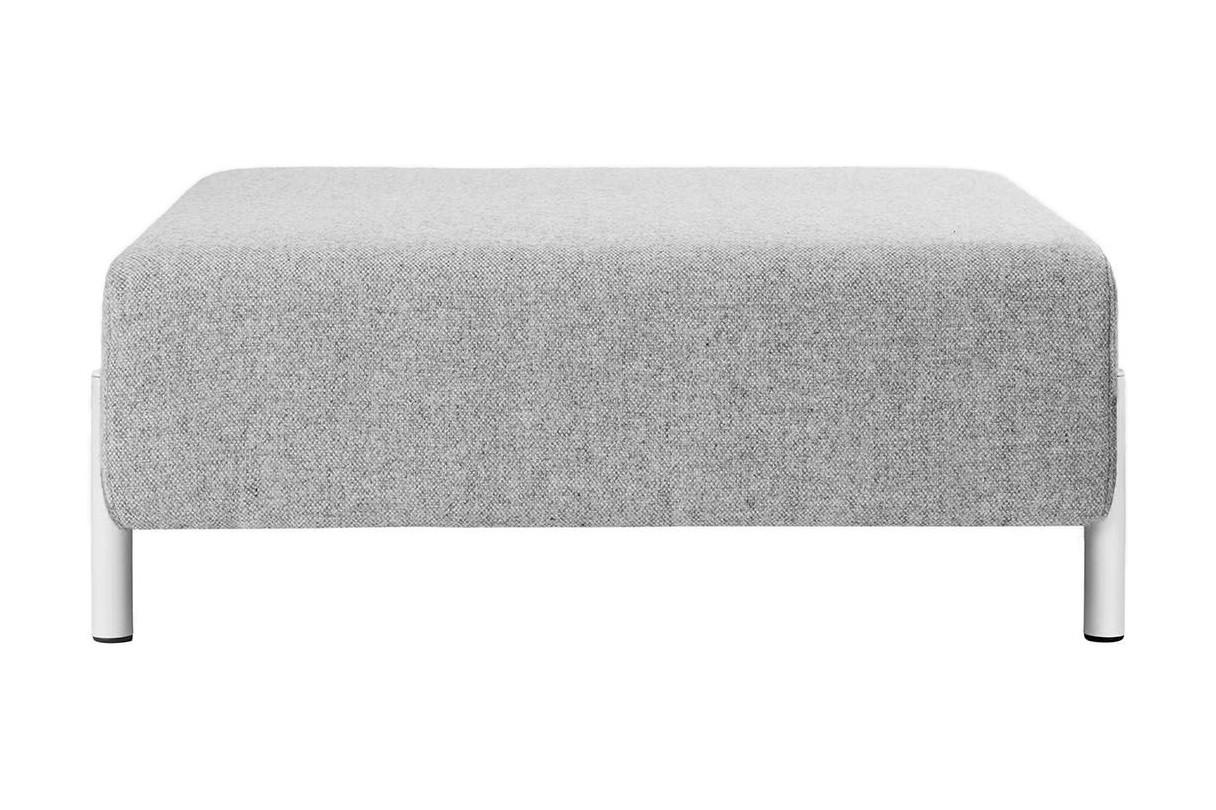 Palo Ottoman Grey