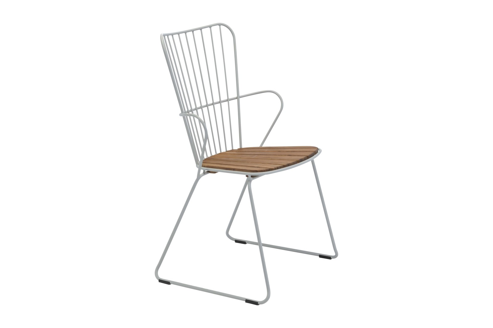Paon Dining Chair Taupe, without cushion