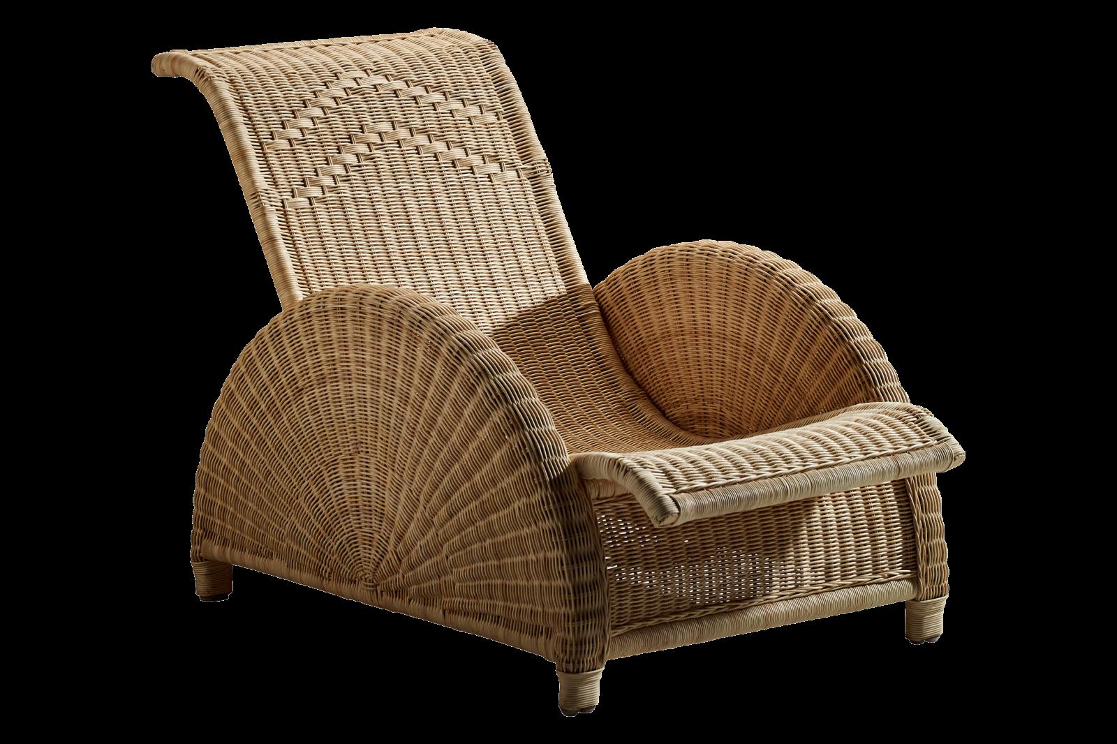 Paris Outdoor High Back Chair