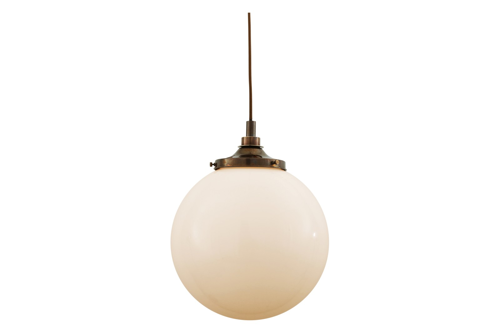 Pelagia Pendant Light Antique Brass