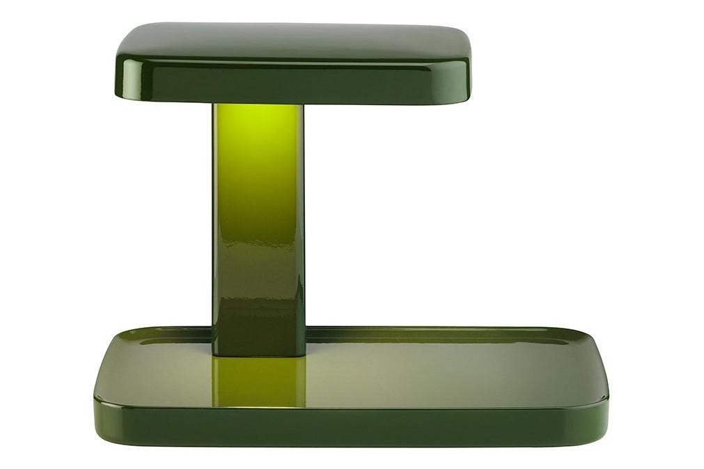 Piani Table Lamp Metal Green