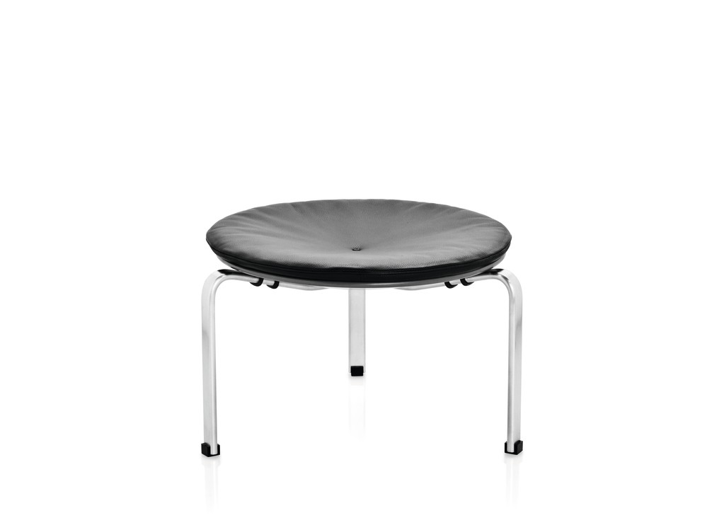 PK33™ Stool Classic Leather Black
