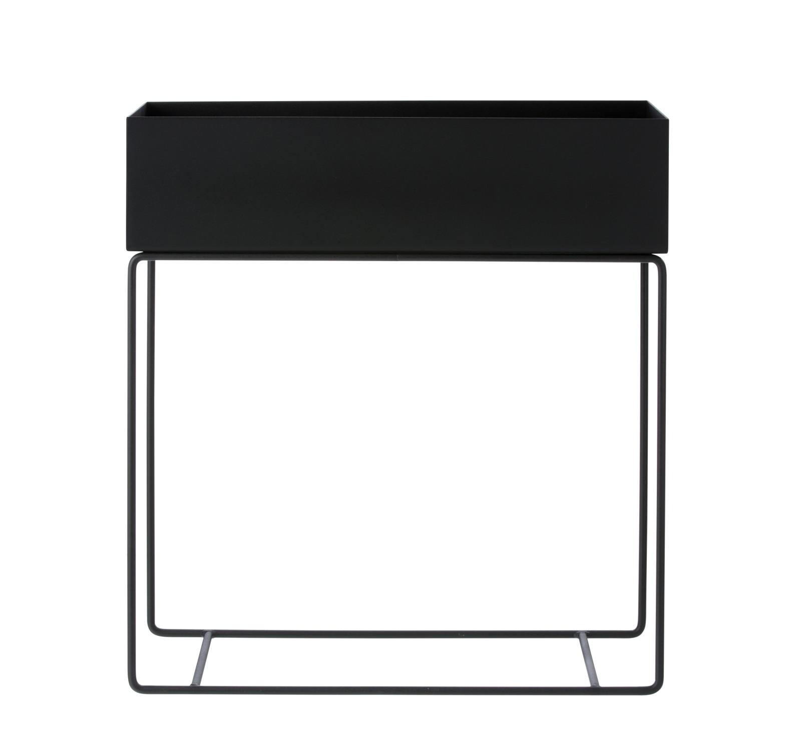 Plant Box, Large Black