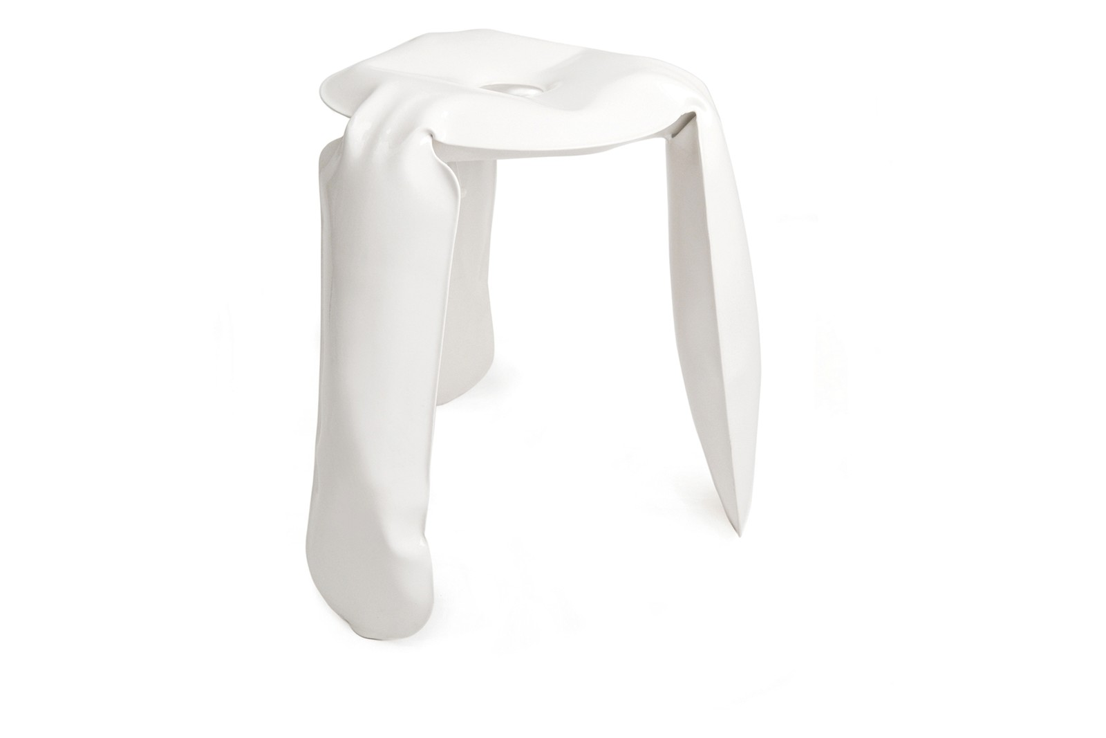 Plopp Mini Stool RAL 9010