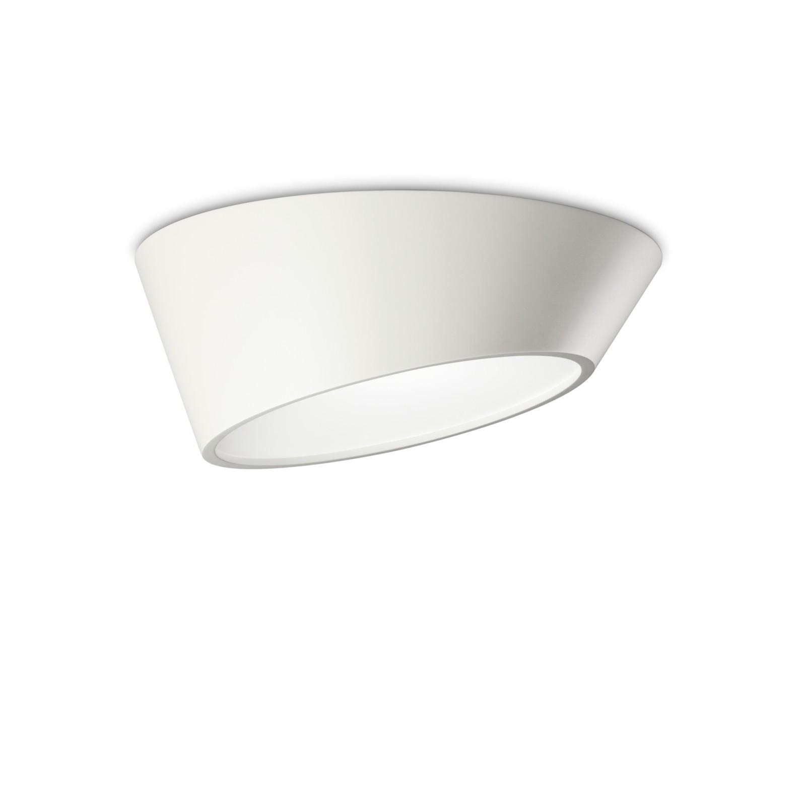 Plus Asymmetrical Ceiling Light No