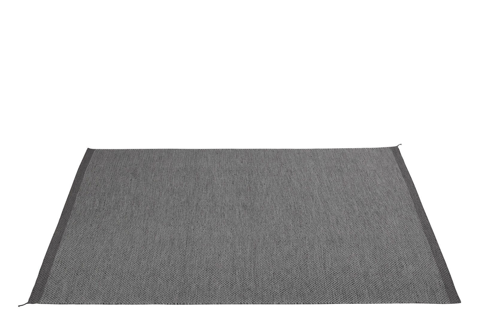 Ply Rug Dark Grey, 200 x 300 cm