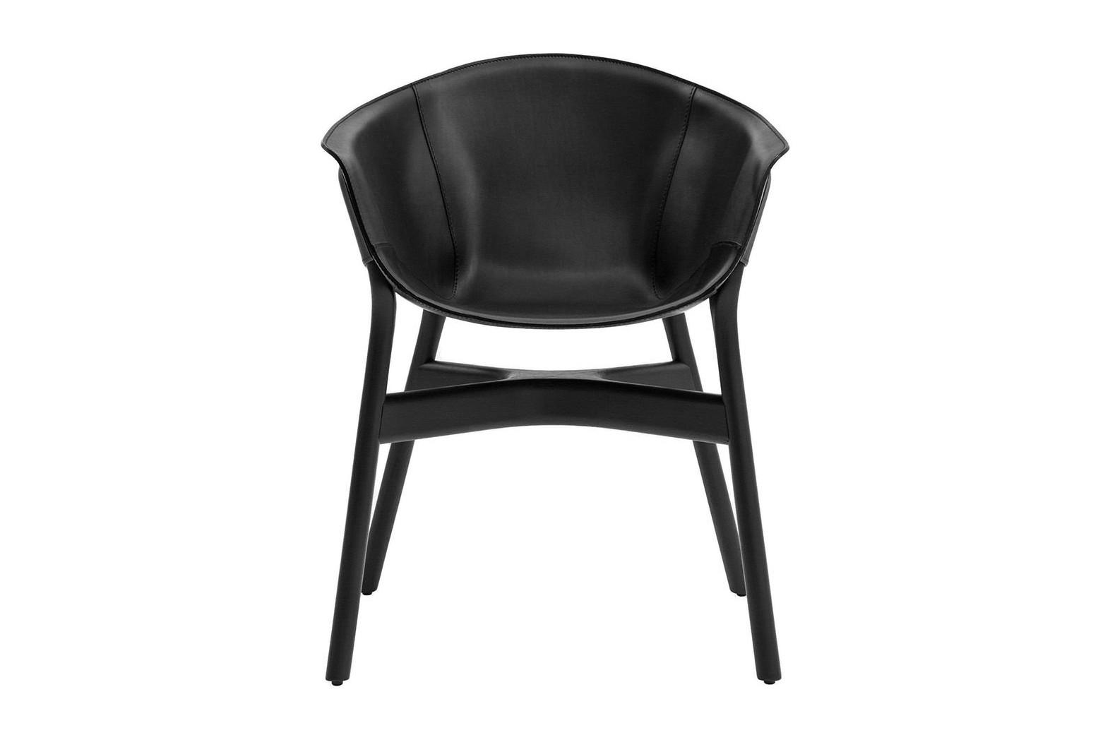 Pocket Armchair Black / Black