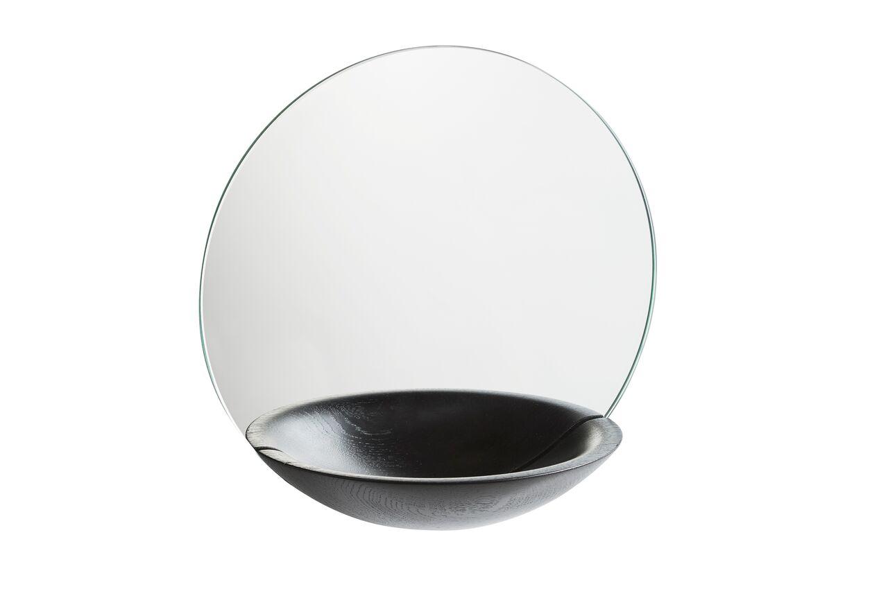 Pocket Mirror - Set of 2 Black, Large