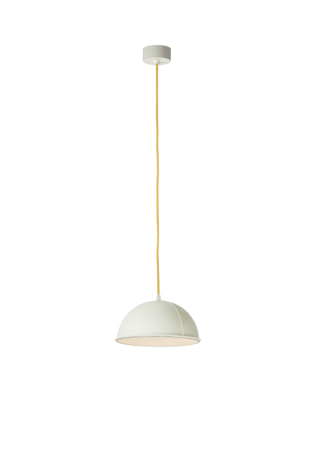 POP 1 Pendant Light White, Yellow