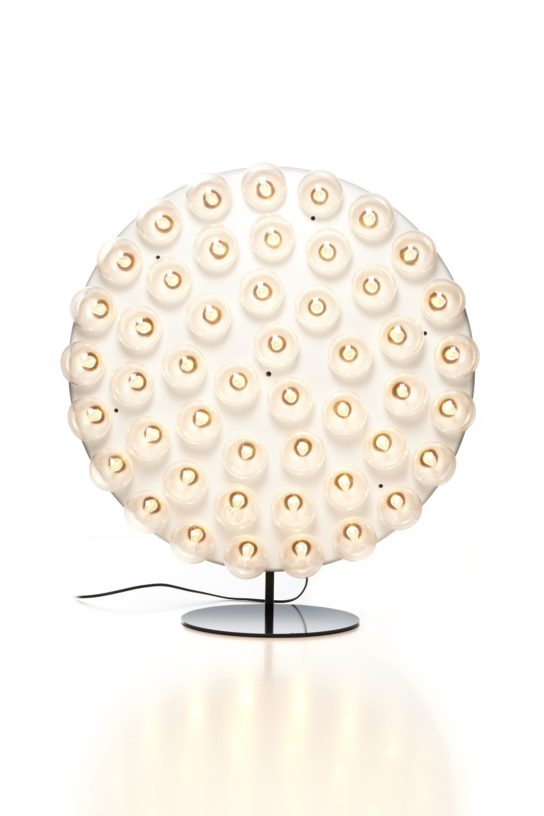 Prop Floor Lamp - Round, Set of 2 2700K