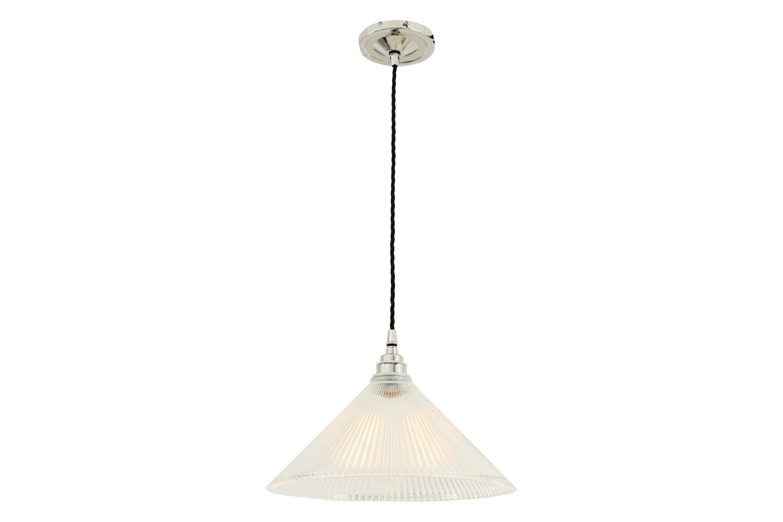 Rebell Pendant Light Polished Chrome