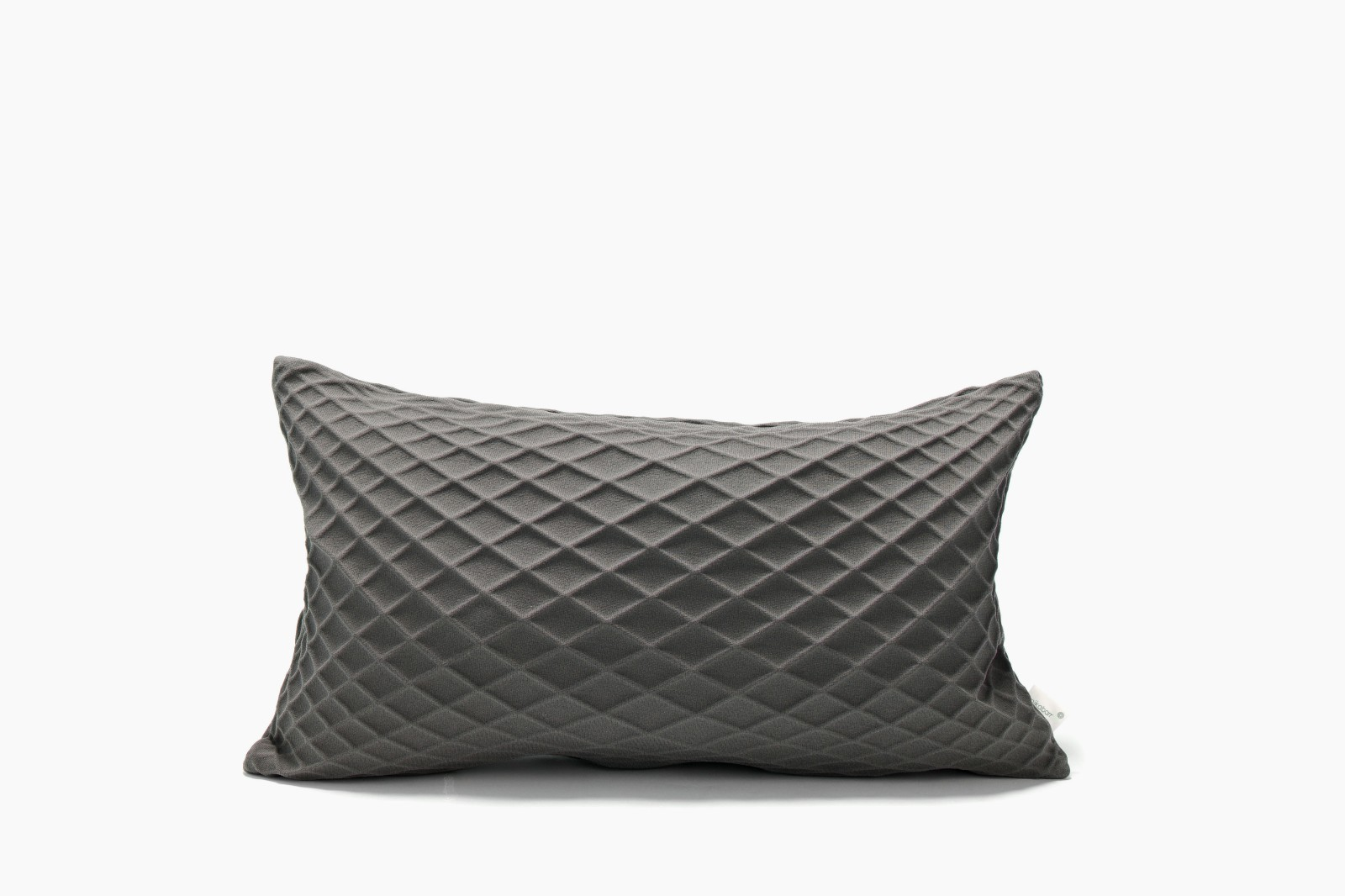 Rotem Rectangular Cushion Cover Rotem Grey