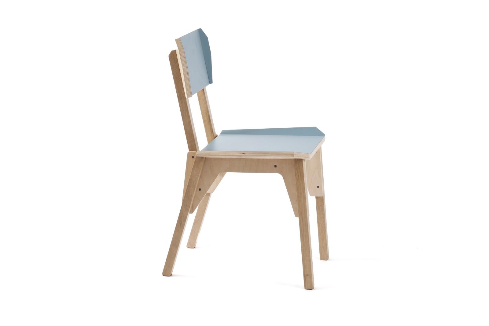 S-Chair Turqoise