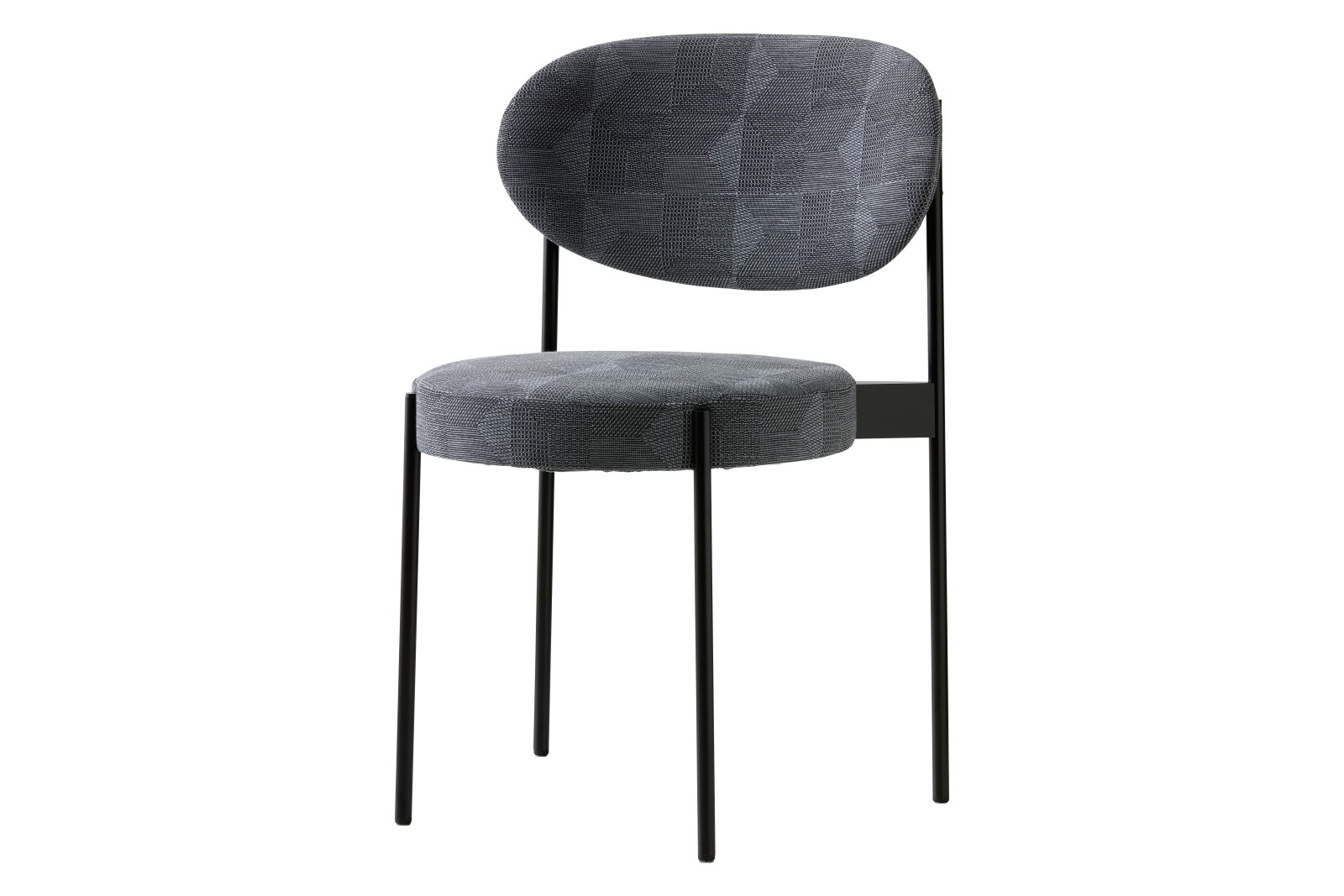 Series 430 Chair - set of 2 Hallingdal 65 Band C, 43 Black