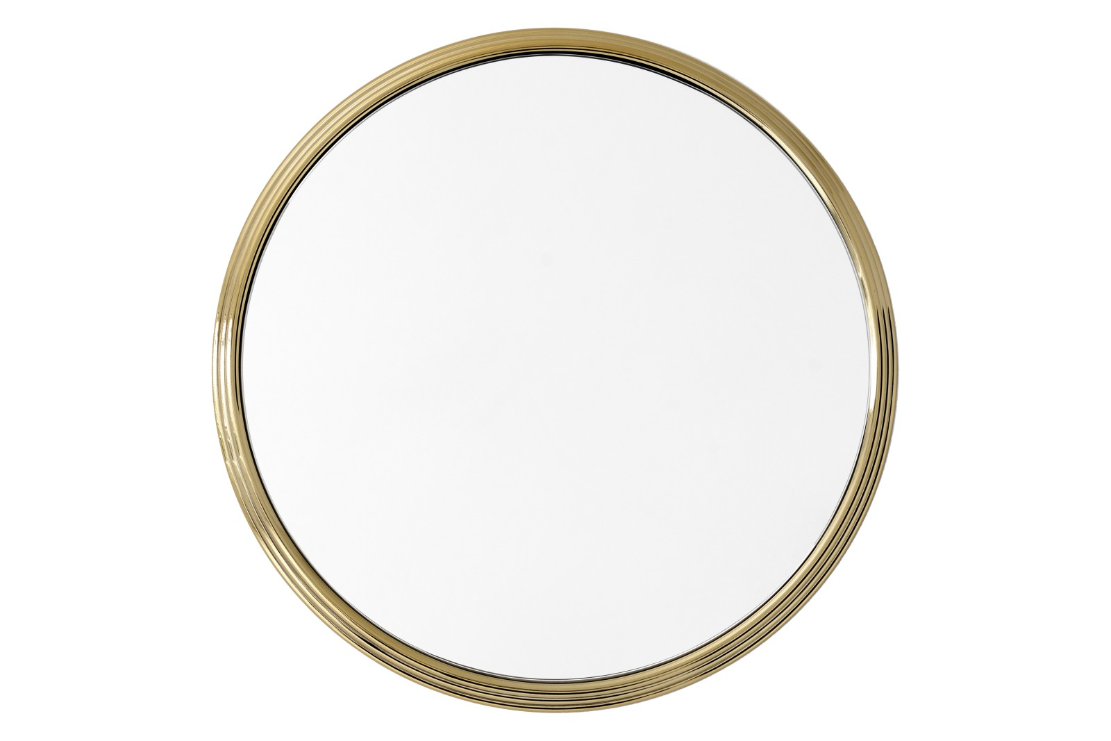 Sillon SH4 Round Mirror SH4 Brass