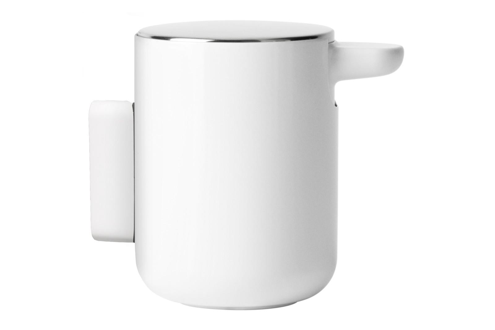 Soap Pump Wall White